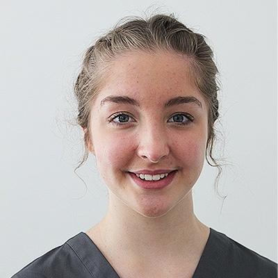Molly Claridge - Trainee Dental Nurse
